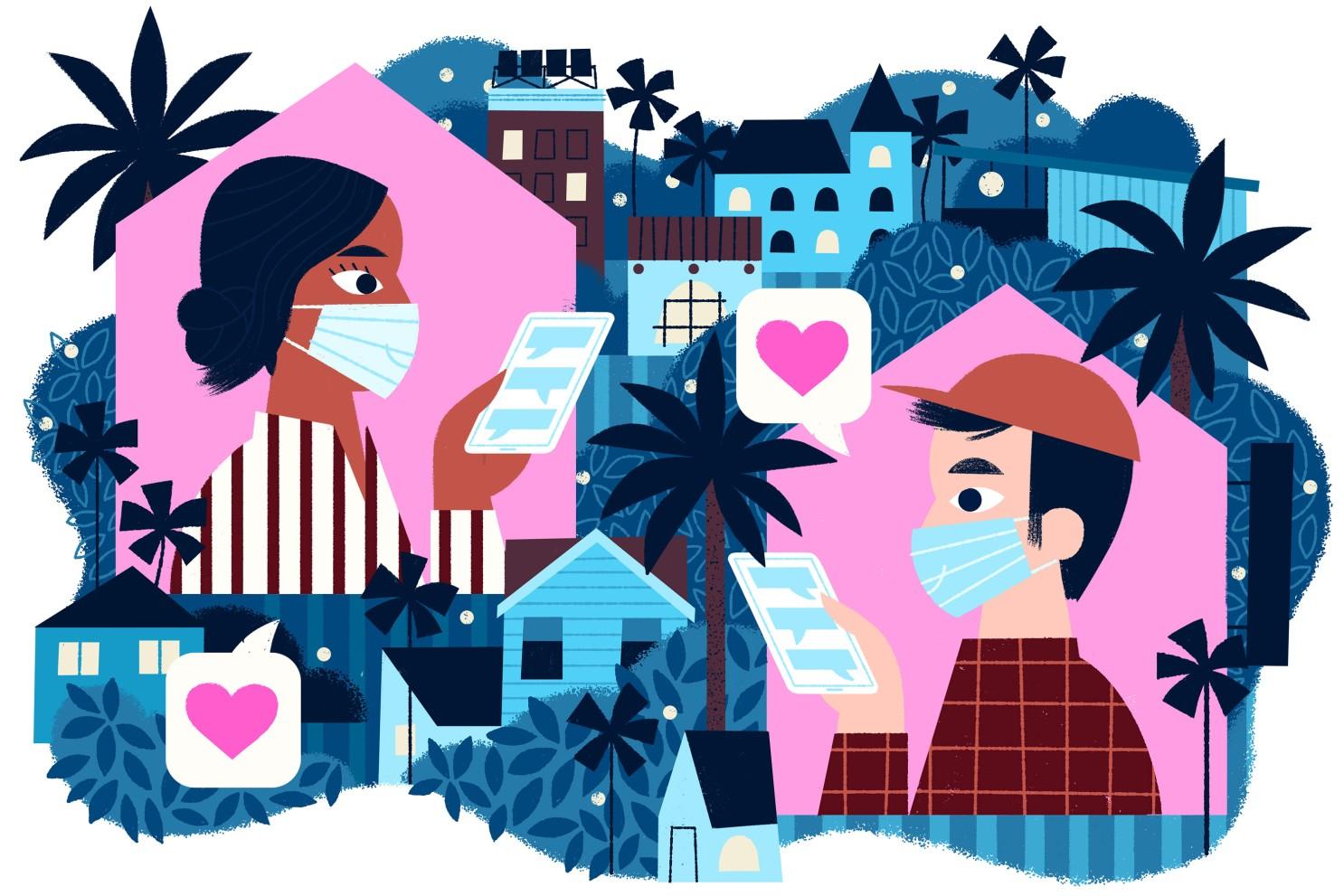 2020 pandemic dating