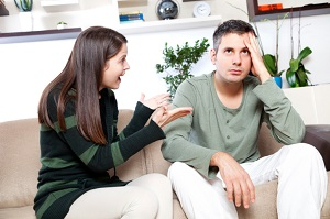 address your partner's issues